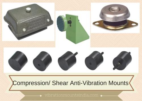 Vibration Damping Mountings