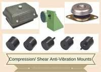 Vibration Damping Mountings