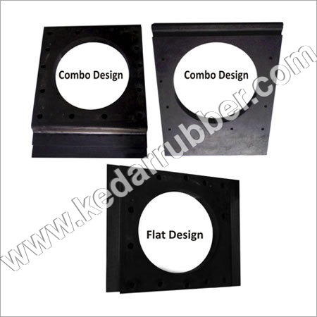 Ball Mill Lid Rubber Frame