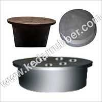 Ball Mill Rubber Lid Plugs