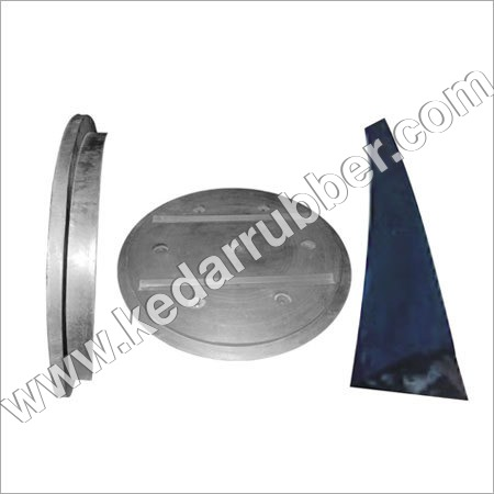 Side Disc Rubber Circle
