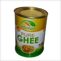 Ghee Metal Container