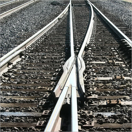 Railway Track Crossover