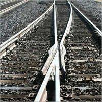 Railway Track Crossover