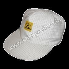 ESD Caps White (Sport Type)