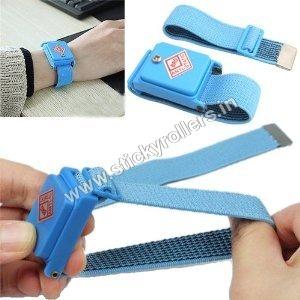 Cordless ESD Wrist Strap
