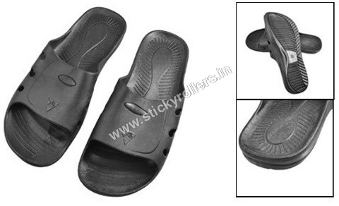 Black ESD Slipper