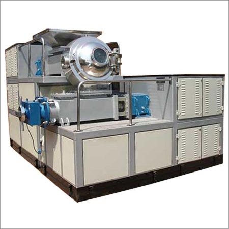 Twins Vacuum Plodder Machine