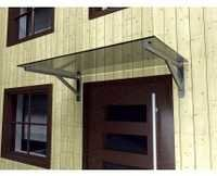 Glass Door Canopy