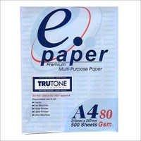 Epaper A4 Copy Paper