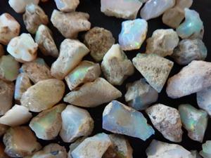 White Opal Rough