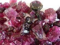 Pink Tourmaline Rough