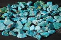 Synthetic Turquoise Rough