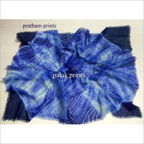 Tie Dye Square Scarves