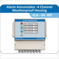 Alarm Annunciator- 4 Channel