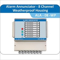 Alarm Annunciator- 8 Channel