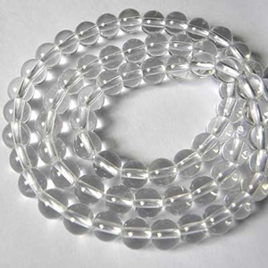 Crystal Quartz Beads