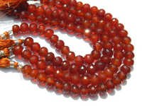 Red Onyx Beads