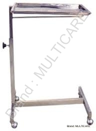 O.T. Mayo Instrument Trolley With S.S. Tray