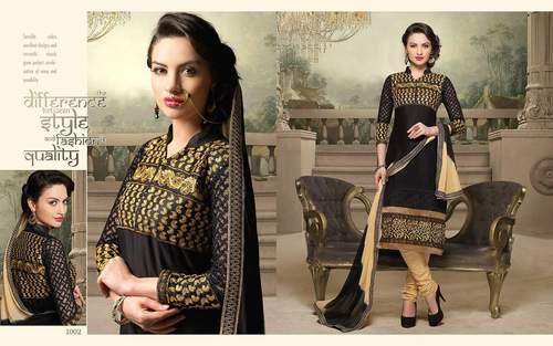 Fancy Georgette Anarkali Salwar Kameez
