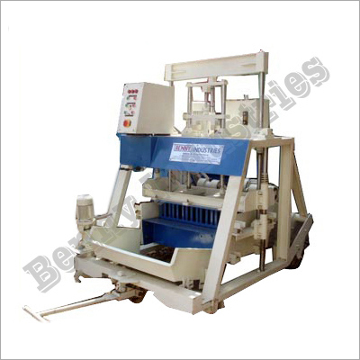 Concrete Hollow Solid Block Machine