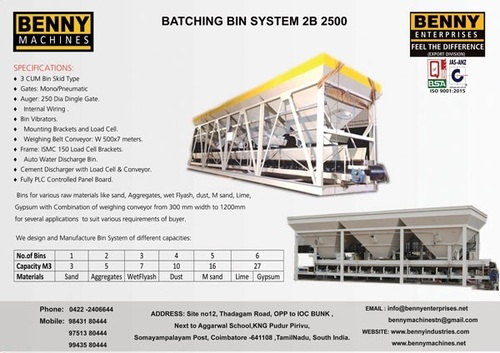 Batching Plant System