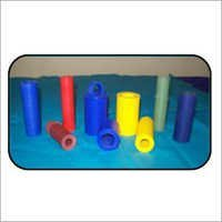 Pigmented PTFE Components