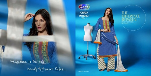 Patiyala Suits collection