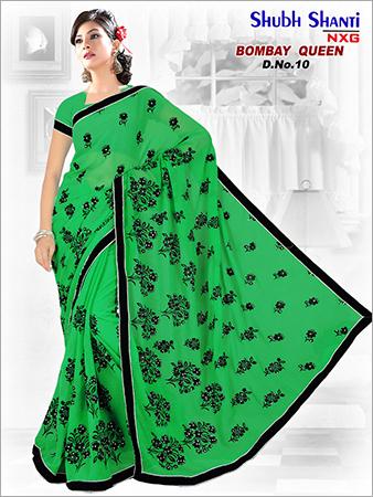 Elegant Chiffon Sarees