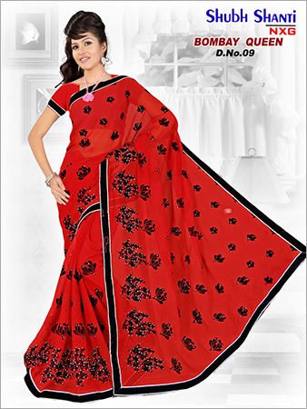Cocktail Party Wear Sarees