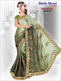 Trendy Party Wear Saree
