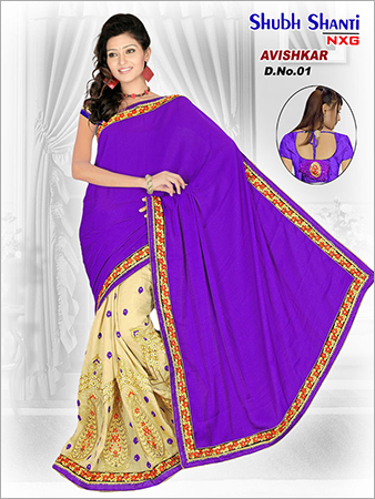 Indian Jacquard Sarees