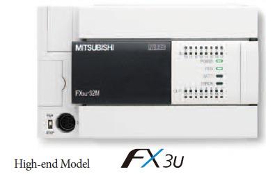 FX3U-128MR/ES MITSUBISHI