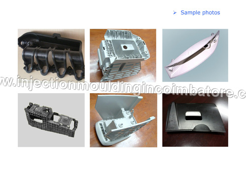 Automobile Machining Components