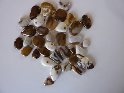 Agate Cut Stones