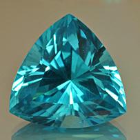 Apatite Cut Stone