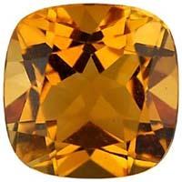 Citrine Quartz Cut Stone