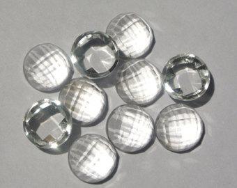 Crystal Quartz Cut Stone
