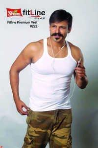 Shera Gold Vest