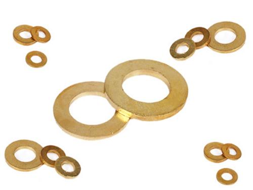 Brass Flat Washers
