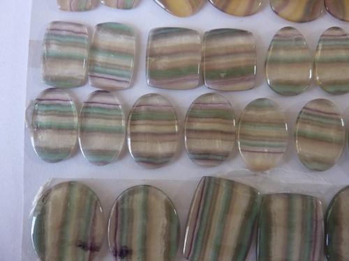 Flourite Cut Stone
