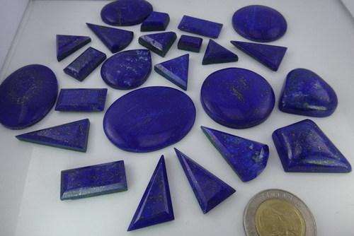Lapis Cut Stones