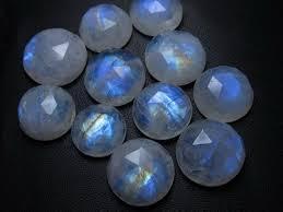 Rainbow Moonstone Cut Stones