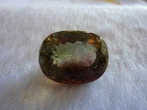 Tourmaline Cut Stone