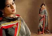 Designer Fancy Printed Sarees