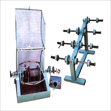 Double Twist Bunching Machine
