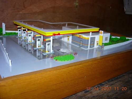 Petrol Station Model