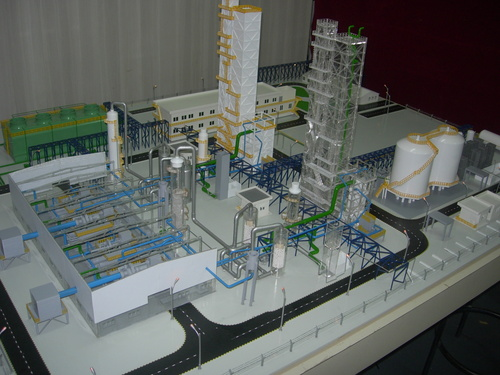 air seperation Plant model