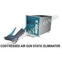 Static Eliminator Gun With Air Fan