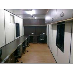 Industrial Portable Office Cabin
